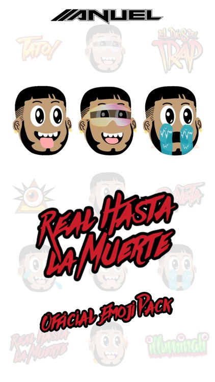 Anuelmoji by Anuel AA screenshot-0
