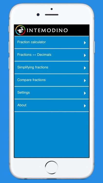 Fraction Converter Calculator screenshot-0