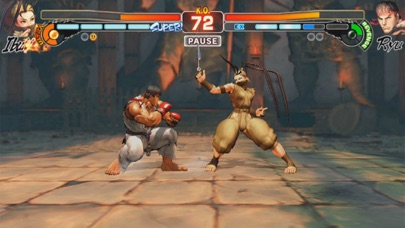 Screenshot for Street Fighter IV CE in United States App Store
