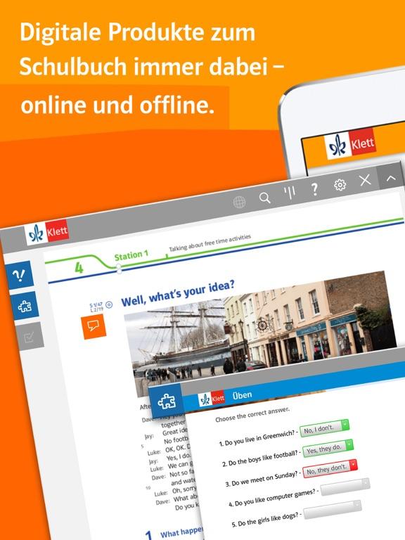 Klett Lernen screenshot 8