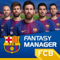 FC Barcelona Fantasy Manager 2017-Top soccer game