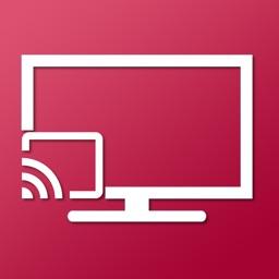Lancer l'écran sur LG Smart TV