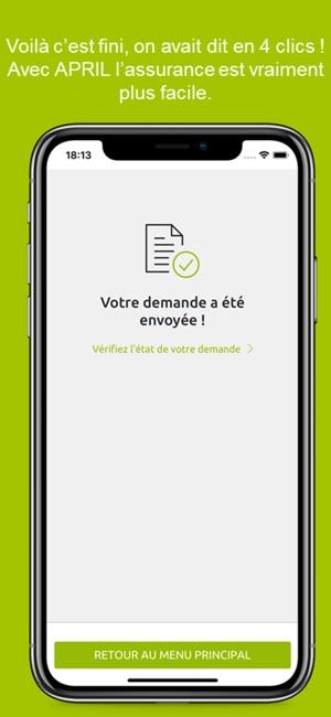APRIL Easy Claim dans l App Store 92ed4c04d227
