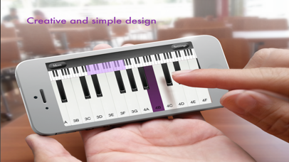 iPiano - Play Real Piano screenshot 2