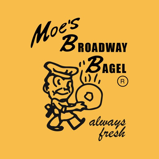 Moe's Broadway Bagel icon