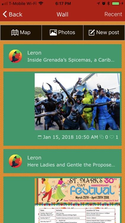 Grenada Spot