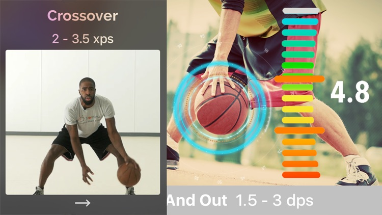DribbleUp Basketball Training