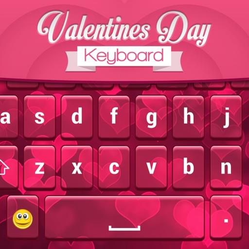 Valentine's Day Keyboard Theme