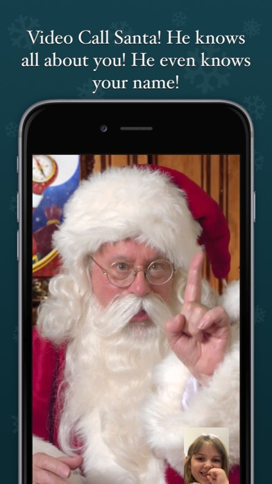 Santa Video Call Tracker App Reviews - User Reviews of Santa