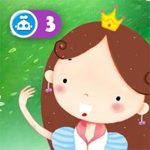 白雪公主-铁皮人宝宝启蒙儿童故事