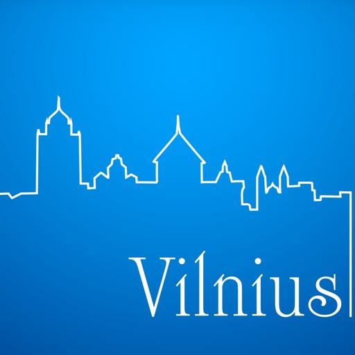 Vilnius Travel Guide Offline