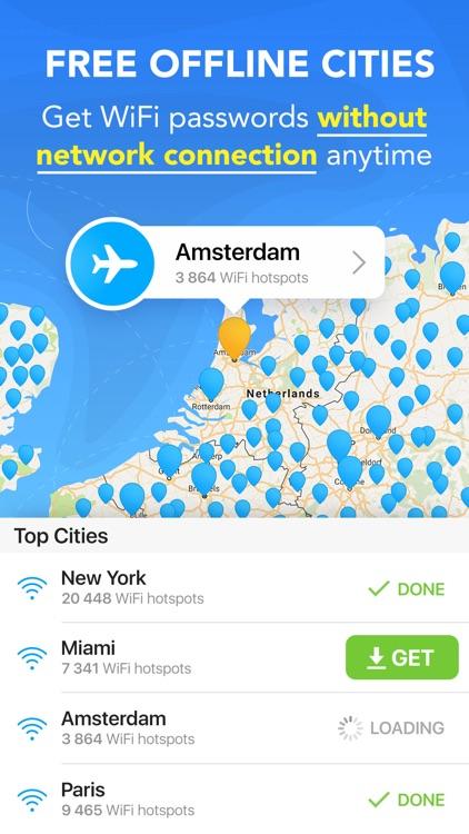 WiFi Map Pro - Free Internet screenshot-4