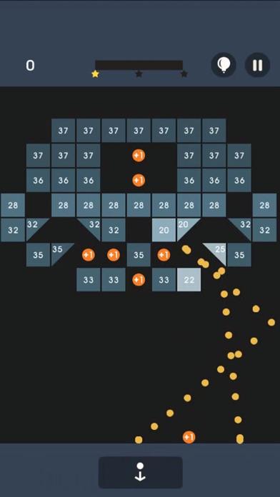 レンガのブレーカーのパズルのスクリーンショット1