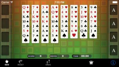 NBTD FreeCell screenshot1