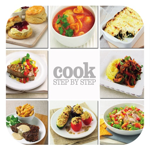 Cooking - Step by Step Cookbook for iPad