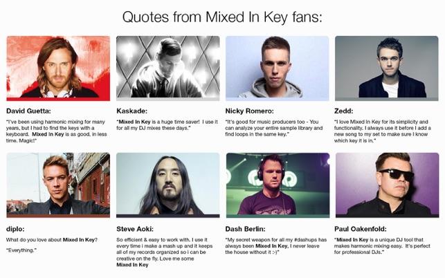 mixed in key mac download free