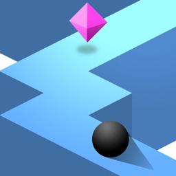 Zigzag Balance Ball
