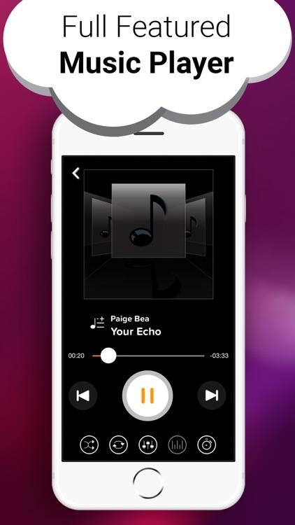 Cloud Music-Offline MP3 Player