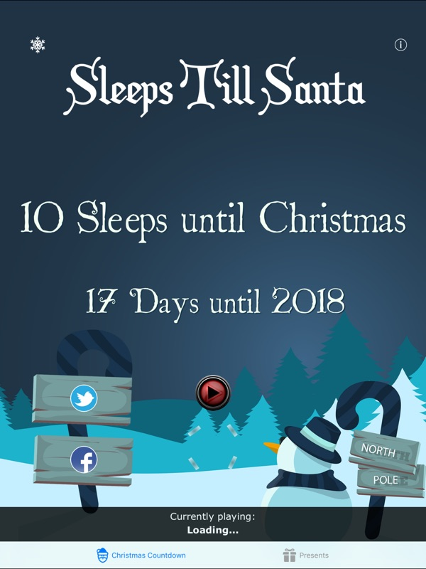 How Many Days Til Christmas.Sleeps Untill Christmas Online Game Hack And Cheat