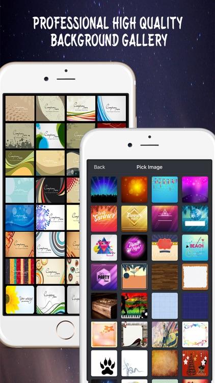 create flyers logos maker by tech box ltd