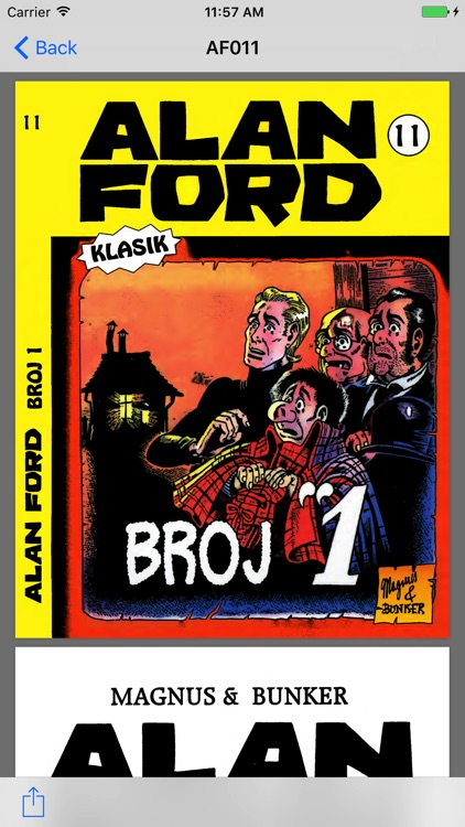 Alan Ford 1 (KLASIK) screenshot-2
