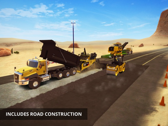Construction Simulator 2 iPad