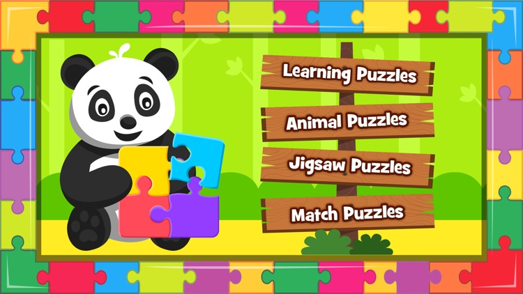 Kids Puzzle & Toddlers Games