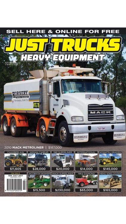 Just Trucks Magazine screenshot-3