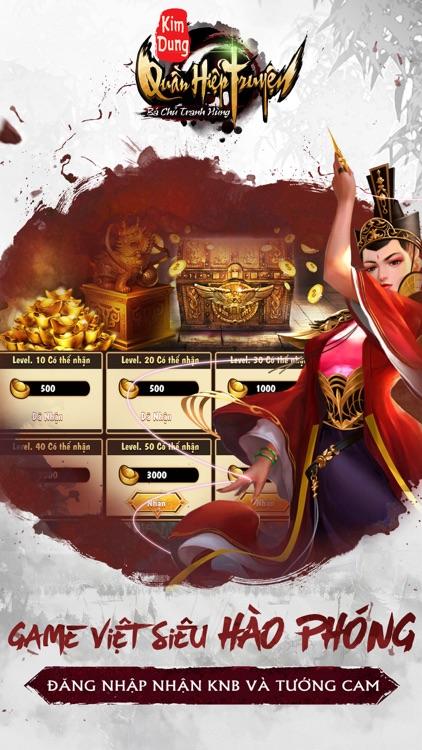 Kim Dung Quần Hiệp Truyện 2.0 screenshot-4