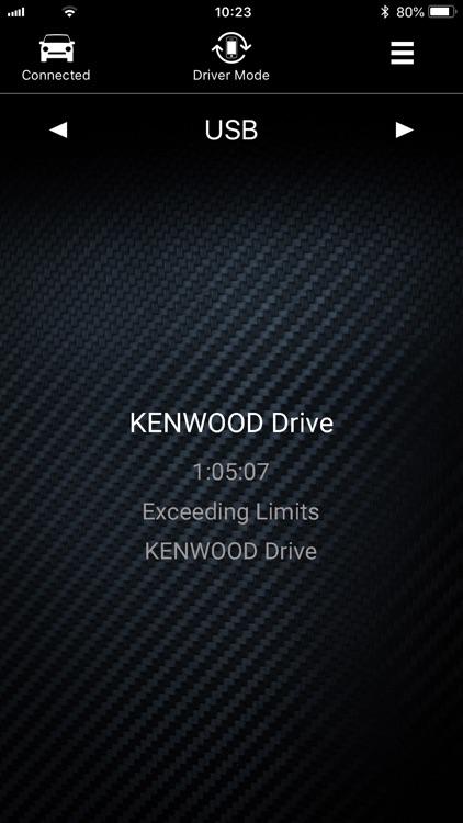 KENWOOD Remote S