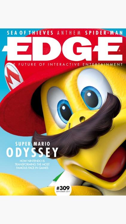 Edge: the future of interactive entertainment