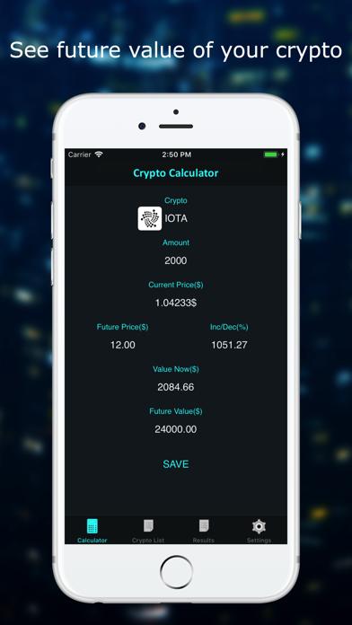 Crypto Moon Calculator Price Drops