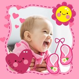 Baby Milestones Frames
