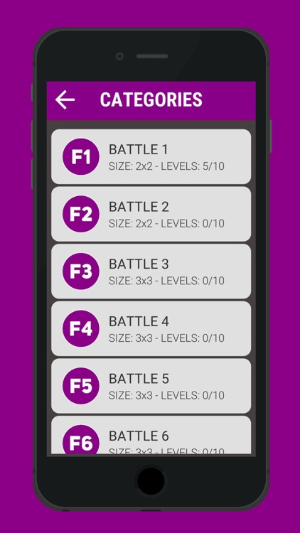 FortBrain Puzzle Search Game