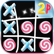 Activities of Tic Tac Toe ! Candy 2 Player