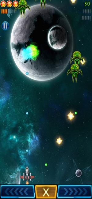 Alien Space War - Galaxy Shoot