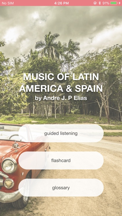 Music of Latin America & Spain