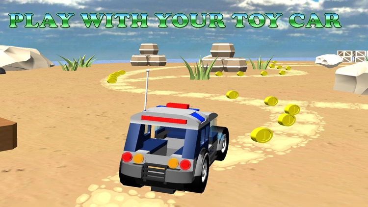 Monster Truck Toy Cars Game screenshot-8