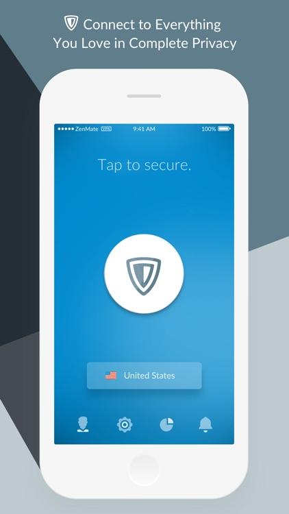 ZenMate VPN & WiFi Proxy