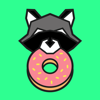 Donut County - Annapurna Interactive Cover Art