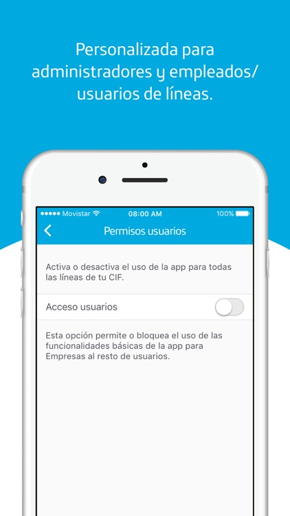 Mi Movistar Empresas screenshot-3