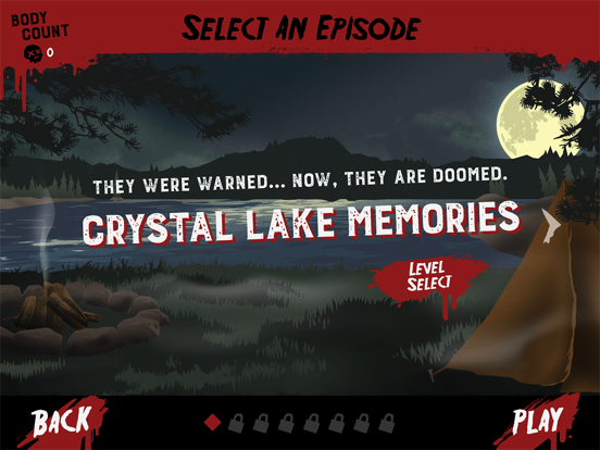 Игра Friday the 13th: Killer Puzzle