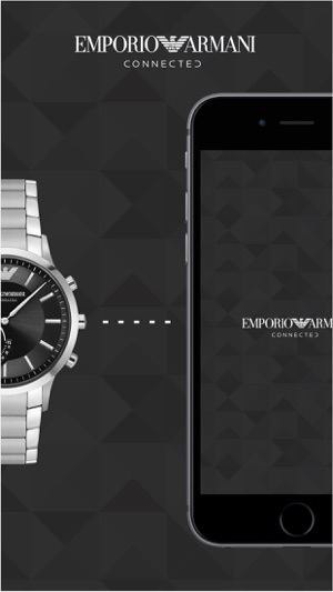 8c102c644f26 Emporio Armani Connected on the App Store