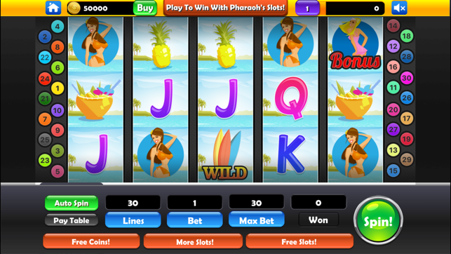 iPhone Slots - Play Slots for Free on iPhone 5, 5S, 6, 6S, 7 Plus