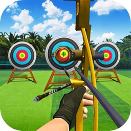 Archery Balloon Shooting