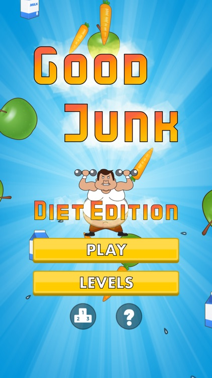 GoodJunk Diet Edition