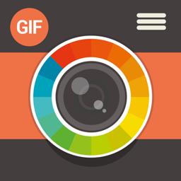Ícone do app Gif Me! Camera