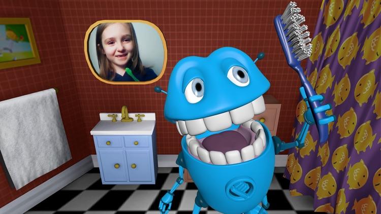 Brush Up: The Toothbrush Training Game