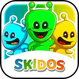 Color Friends: Kids Math Games