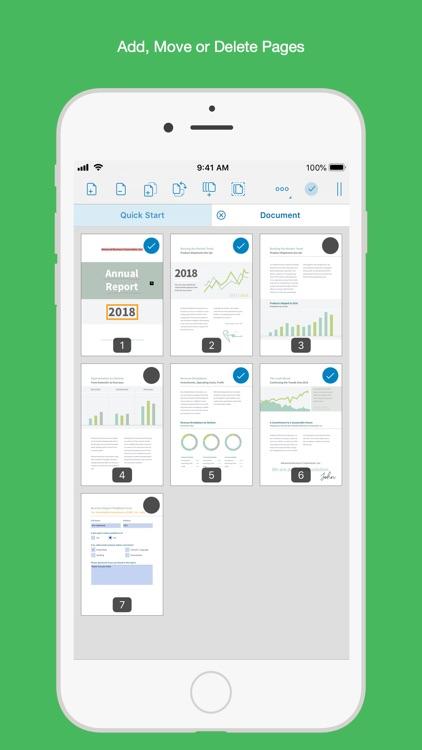 PDF Viewer by PSPDFKit screenshot-3